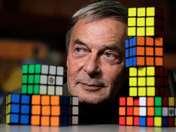 Erno Rubik Photo