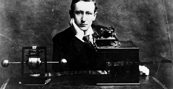 a biography of guiglielmo marconi the inventor of wireless telegraphy Guglielmo marconi (25 april 1874 – 20 july 1937) was an italian inventor, known as the father of long distance radio transmission and for his development of marconi.