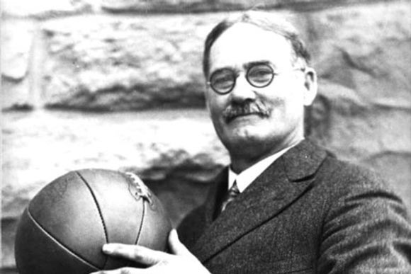 Image result for james naismith