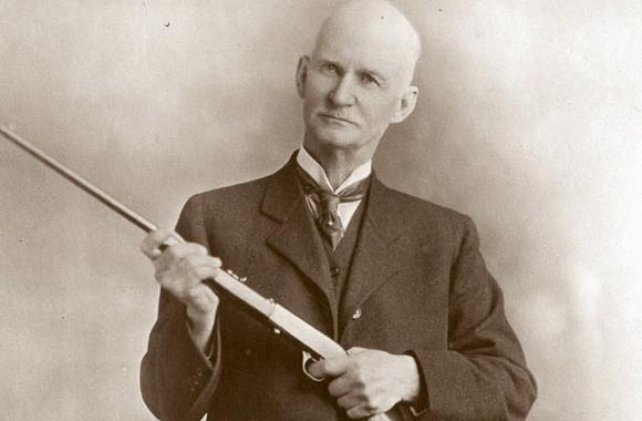 John Moses Browning | Biography, Inventions and Facts