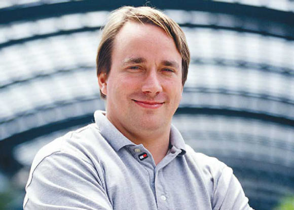 Linus Torvalds Photo