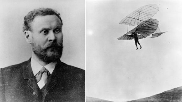 Otto lilienthal first gliders phrase