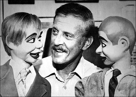 paul winchell what my line