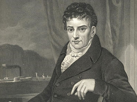 the significant contributions of robert fulton The robert fulton (1765-1815), american-born artist/inventor who successfully applied steam power to water navigation, brought fame to the fulton surname.