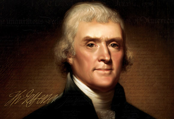 Thomas Jefferson Photo