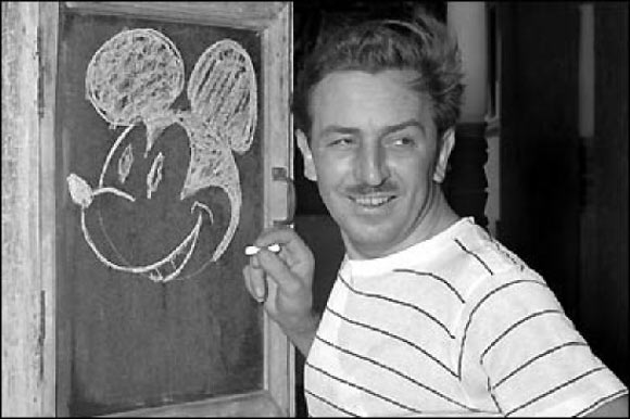 Walt Disney Photo